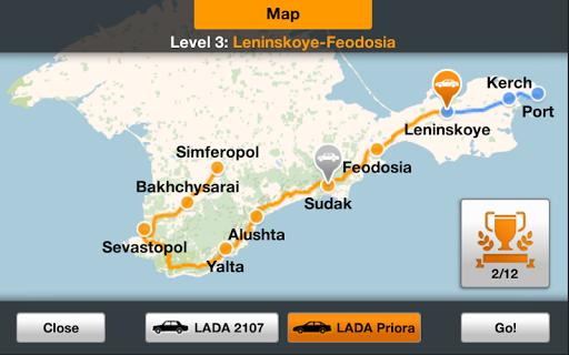 Russian Traffic: Crimea apkdebit screenshots 21