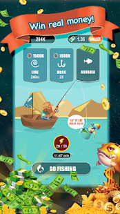 Game Go fishing! - Win Real Money! APK for Windows Phone