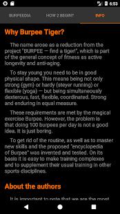 Burpee Tiger - náhled