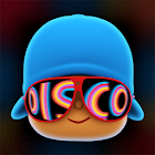 Pocoyo Disco icon