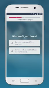 be2 – Matchmaking for singles screenshot 3