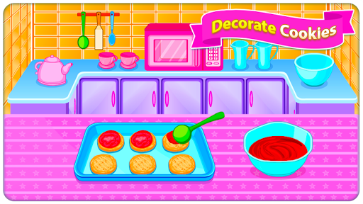 Baking Cookies - Cooking Game 7.1.64 screenshots 19