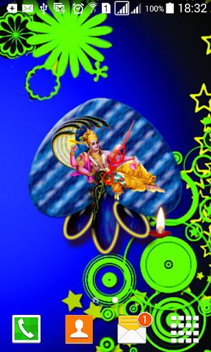 Vishnu Clock