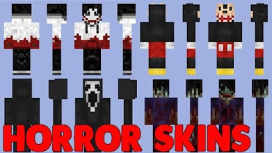 Horror skins for mcpe APK Download for Android