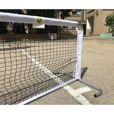 手綿球球網及球柱