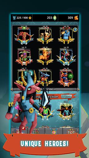 TopCog's Duel Arena - Hero Battle Game 1.0.8 screenshots 3