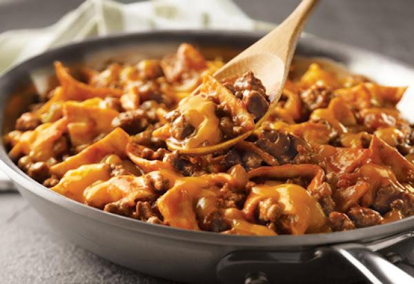 Beef Taco Skillet Recipe