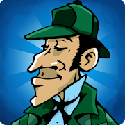 Sherlock Holmes: Trap for the Hunter. Spot objects