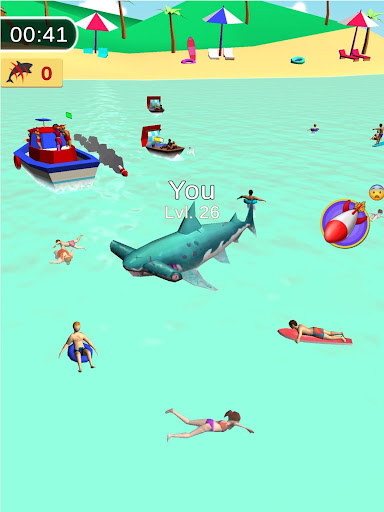 Shark Attack android2mod screenshots 13