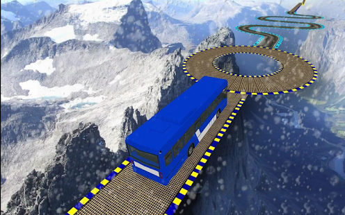 Impossible Bus Tracks Mission Simulator - náhled