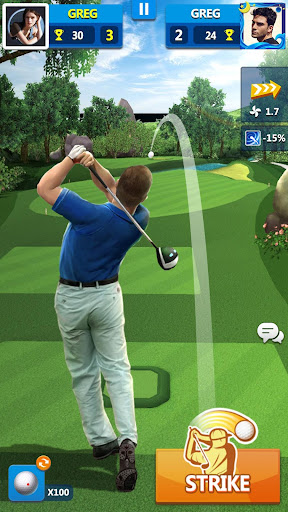 Golf Master 3D android2mod screenshots 3