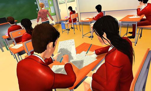 High School Cheating Boy Cheater Bob School Games for PC