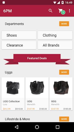 6PM - Shoes Clothes More