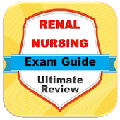 Renal Nursing Care & Dialysis Exam Guide Review icon