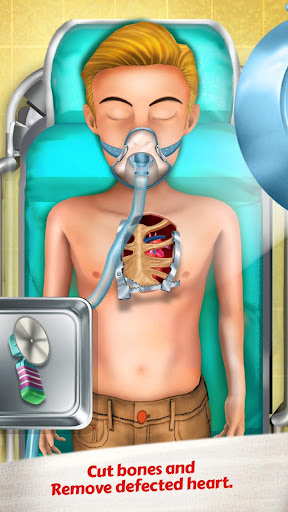 Heart Surgery Emergency Doctor 1.3 screenshots 3