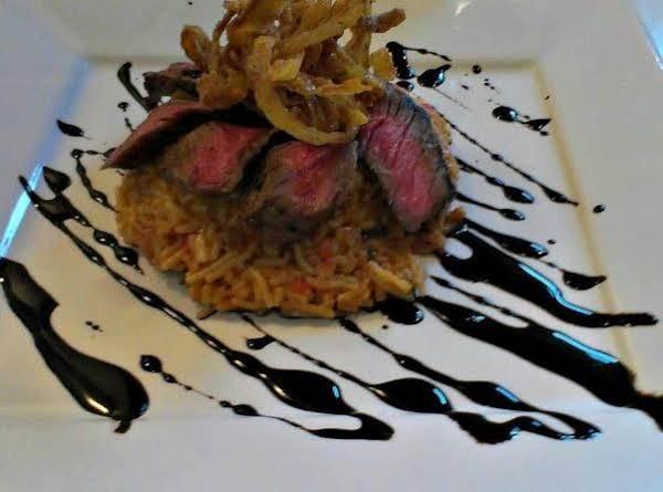 Coffee Mesquite Marinated Steak