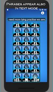 Bain Soundboard App - Payday 2 - náhled