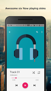 Music Player Pro+ Screenshot