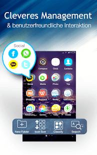 C Launcher – Themes, Wallpaper Screenshot