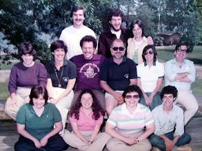 Photo: Wisconsin 1982 Hanhallah
