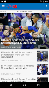 KU Hoops- screenshot thumbnail
