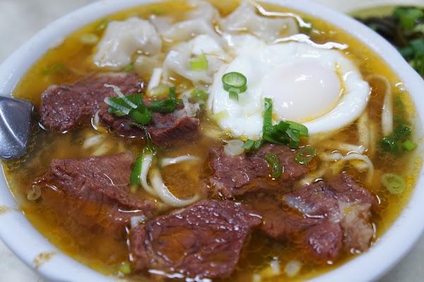 使用台灣牛肉的好吃牛肉麵 還有隱藏版菜色哦-潮州街林記牛肉麵@捷運中正記念堂站@師大