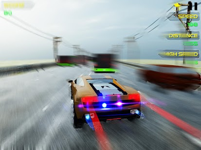 Ultimate Traffic Racer - náhled