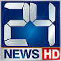 24 News HD Live APK icon