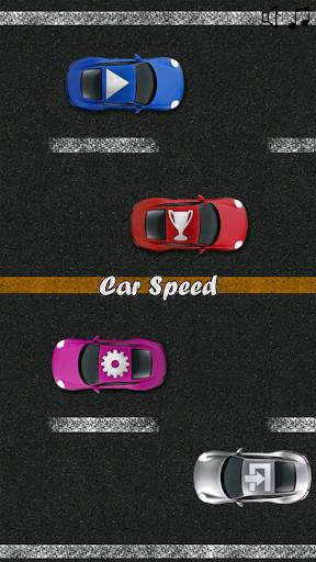 Racing cars Speed