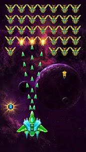 Galaxy Attack: Alien Shooter MOD (Gold Coins/Diamonds) 1