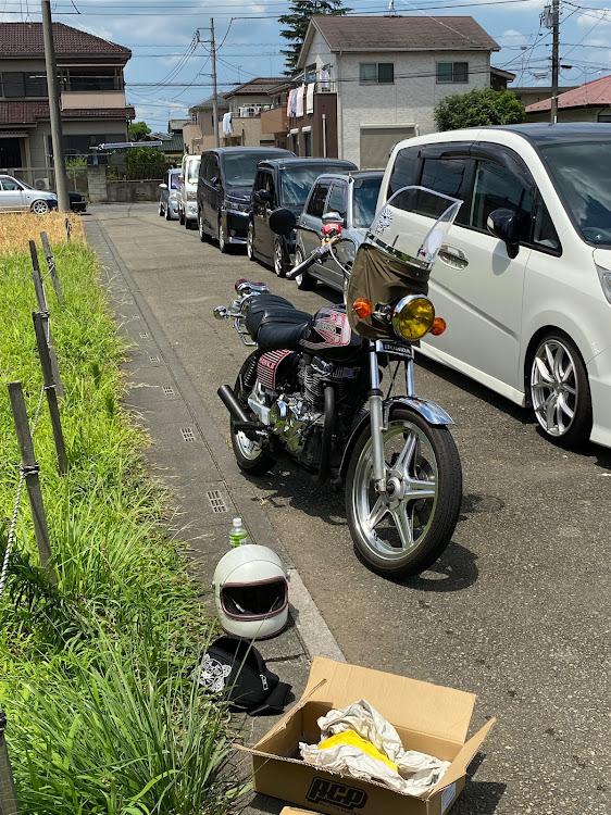 ミラ L275Sの岡田自動車,KMG,たむぅが現れた!!,よーいちstyle,休日の出来事に関するカスタム&メンテナンスの投稿画像5枚目