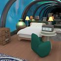 Escape from ocean hotel icon