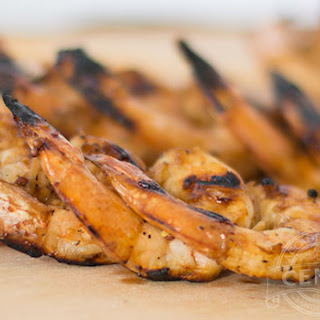 Marinated Shrimp Skewers