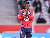 """Jonathan David nog niet ontploft bij Lille: """"Misschien heeft hij het niveau van de Ligue 1 onderschat"""""""