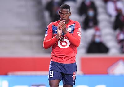 Ligue 1: pas encore de but pour Jonathan David, mais le LOSC prend la tête