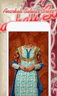 Traditional Anarkali Photo Boutique - náhled