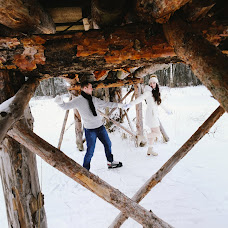 Свадебный фотограф Роман Шатхин (shatkhin). Фотография от 19.01.2017
