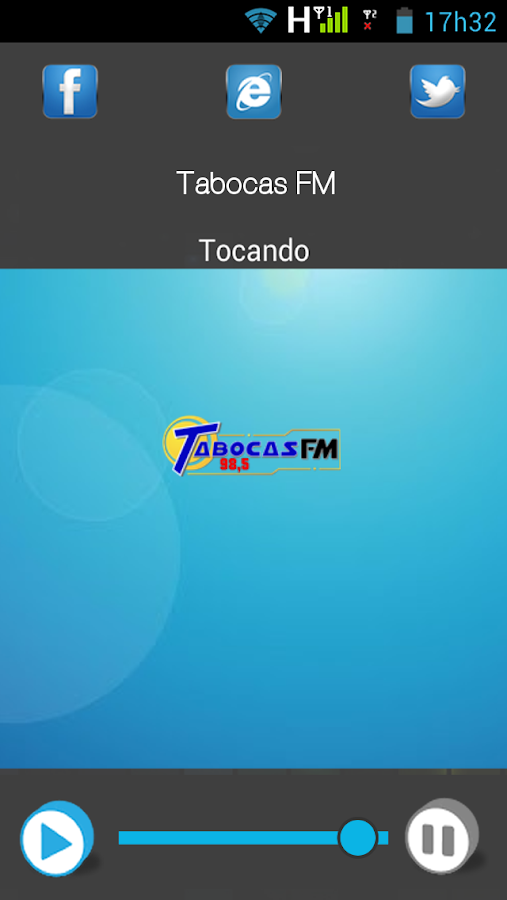 Radio Tabocas FM- screenshot