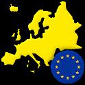 Todos los países de Europa icon