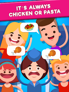 Chicken or Pasta - The Impossible Game- screenshot thumbnail