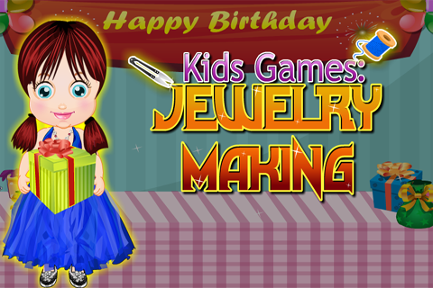Kids Games : Jewelry Making