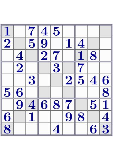 VISTALGYu00ae Sudoku modavailable screenshots 19