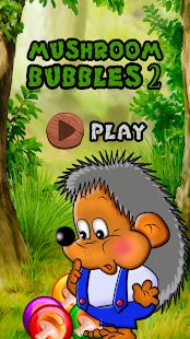 Houbová bubliny 2 - náhled