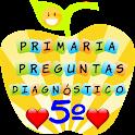 Diagnóstico quinto de primaria icon