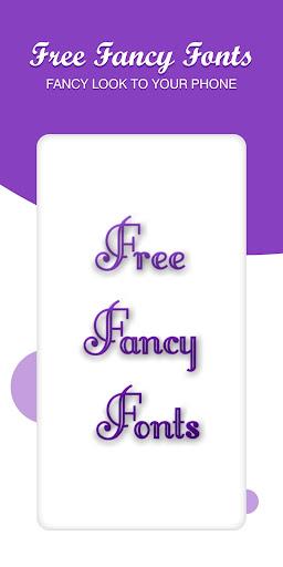 Free Fancy Fonts screenshots 1