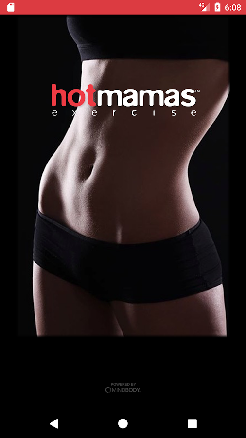 Hot Mamas Exercise- screenshot