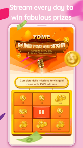 Yome Live 1.0.3 screenshots 2