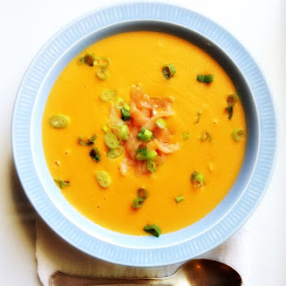 Salmon Soup With Chicken Broth Recipes