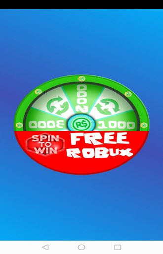 Download Free Robux Spin Wheel Free For Android Download Free