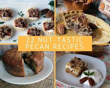 22 Nut-tastic Pecan Recipes
